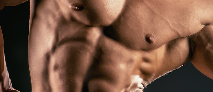 Wöchentliche Diät definieren Muskeln